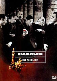 Cover Rammstein - Live aus Berlin [DVD]